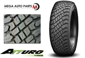 1 Atturo Trail Blade X T Lt35x12 50r20 121q 10p Extreme Off Road A T Tires New