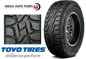 1 New Toyo Open Country R T 35x12 50r18 123q On Off Road Rugged Terrain Tires