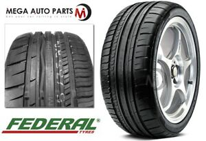 Federal 595 Rpm 335 30zr20 104y Sport Racing Performance Summer Uhp Tire
