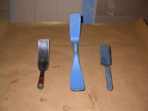 3 Auto Body Spoon Dolly Hammer Tools Fairmount Blue Point Porter Ferguson B 3