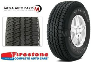 1 Firestone Destination At P265 70r17 113s Owl All Terrain Tires