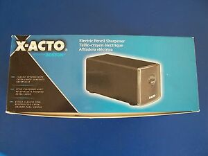 Boston X acto Heavy Duty Electric Pencil Sharpener