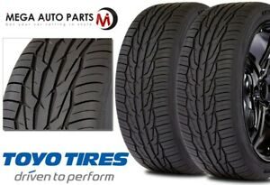 2 New Toyo Extensa Hp Ii 235 45r17 97w Tires