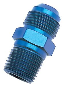 Russell 660510 Straight Flare To Pipe Adapter Fitting