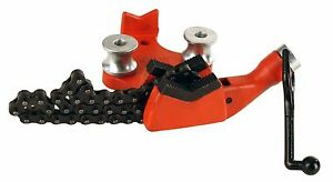 Toledo Pipe Bc 610 Heavy Duty Screw Bench Chain Vise Fits Ridgid 40210 Bc510