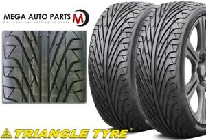 2 New Triangle Tr968 205 40r16 83v Durable All Season Performance Tires