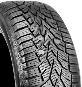2 General Altimax Arctic 12 225 65r17 106t Used Winter Tire 10 11 32 222724