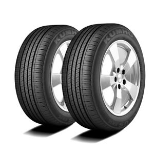 2 New Kumho Solus Kh16 225 70r16 102t As All Season A S Tires