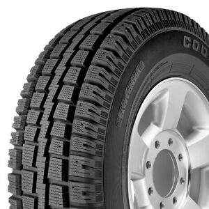 2 New Cooper Discoverer M S Lt265 70r17 121 118q E 10 Ply Winter Tires