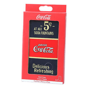 Coca-Cola iPhone 6Plus case Old 5 cents from Japan