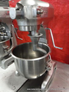 Hobart A 200 d Donut Bakery Mixer 20 Quart With Bowl And Hook