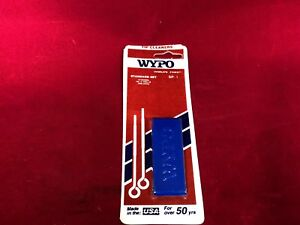 New Wypo Sp 1 Standard Tip Cleaner Lot Of 8
