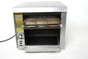 Holman Ez10 Over Easy Commercial Conveyor Toaster Electric Oven Stainless Steel