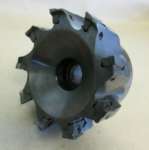 3 Valenite Indexable Face Mill Cutter 1 Arbor V590a130300h09r