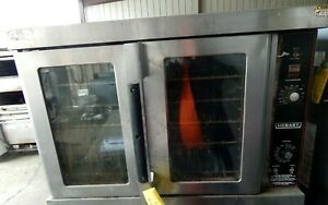 Hobart Natural Gas Double Convection Oven hgcf