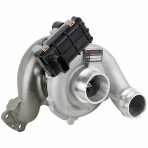 Stigan Turbo Turbocharger W Actuator For 2007 Jeep Grand Cherokee Crd Diesel