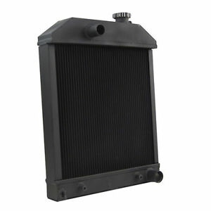 New Ford Tractor Radiator For 345c 4500 5000 5100 5200 5600 6600 1975 D8nn8005sb