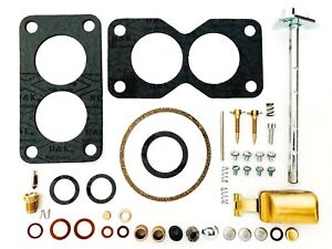 John Deere Dltx Duplex Carburetor Kit W Throttle Shaft Float 50 520 530