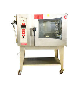 Cleveland Ogs6 20 Natural Gas Powered Combi Convotherm Steamer Convection Oven