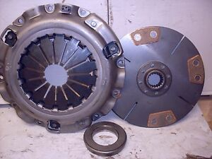 John Deere Am127827 4500 4510 4600 4610 4700 Tractor Clutch Kit 4 Pad