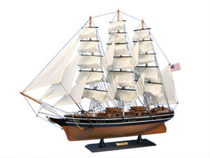Star Of India 30 Tall Model Ship Wooden Ship Model Decorative Model Boat