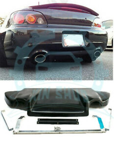 Frp Rear Diffuser Kit For Honda S2000 Ap1 Ap2 2000 2009 Ab523