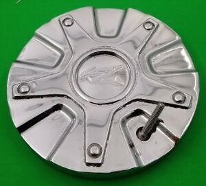 Zinik Center Cap Ferara Chrome Wheels Center Cap