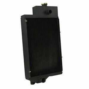 At28810 4row Radiator For John Deere Tractor 1520 2020 2030 2440 2630 2640 301a