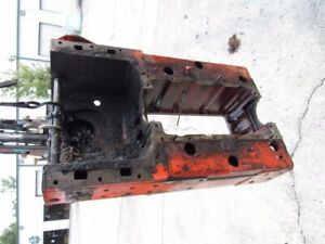 Case David Brown K948211 Front Main Frame 1490 Tractor Block K915404