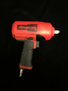 Snap On Tools Super Duty Impact Air Wrench Pt850 1 2 Drive