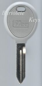 Replacement Transponder Key Blank Fits Chrysler Dodge Jeep Mitsubishi