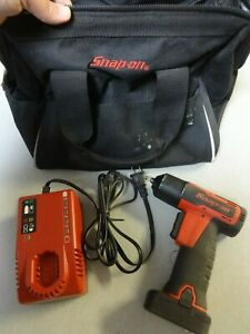 Snap On 14 4v Ct725a 1 4 Impact Wrench Micro With 1 Battery Charger