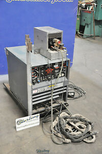 300 Amp Used Lincoln Idealarc Tig Welder Idealarc Tig 300 300 A4021
