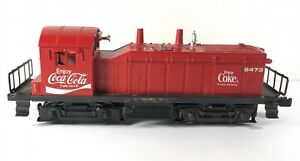 Vintage Lionel Coca Cola Coke Diesel Freight Train Set #6-1463 Limited Edition