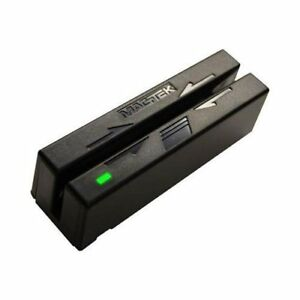 Magtek Mini Swipe Magnetic Strip Reader Triple Track