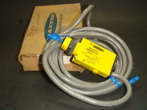 New Banner Mini beam Photoelectric Sensor Sm2a312f New In Box