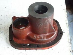 J I Case A38279 A37665 Pto Housing To Certain 430 Tractor Front