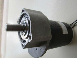 55 Hp 24 Volt Electric Vehicle Dc Permanent Magnet Motor W 5 2 1 Gearbox