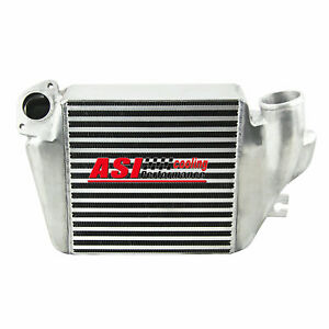 Top Mount Intercooler For 2008 2014 Suparu Wrx Legacy Forester Xt Ej25 Asc