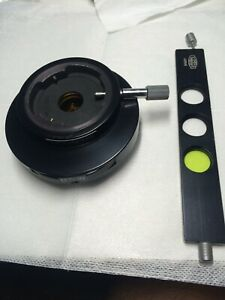 Olympus Microscope Intermediate Adapter Barrier Filter Attachment Ah fa For Bh
