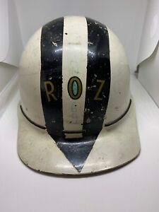Vintage Skullgard Safety Hard Hat Antique Helmet Old