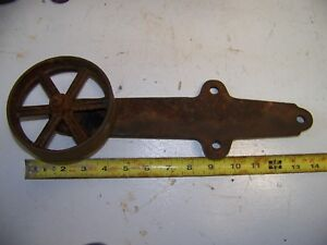 Vintage Antique Barn Door Roller New York Old Hardware Hangers Sliding