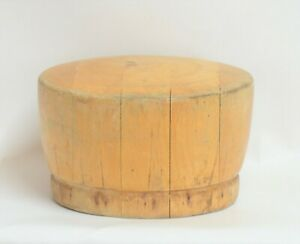22 Wooden Hat Block Block Mold Form Millinery Head Style Form Display