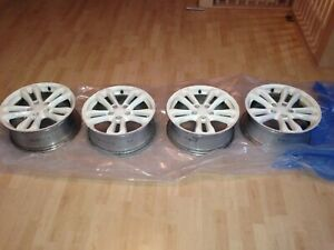 Set Of Modified Honda Civic Si Wheels 17x7 45 5x114 3 For 1991 95 Acura Legend
