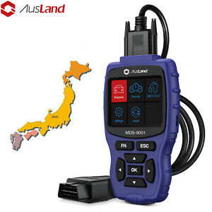 For Nissan Cars Obd2 Scanner Pin Read Ecm Programming Abs Srs Tool Diagnostic