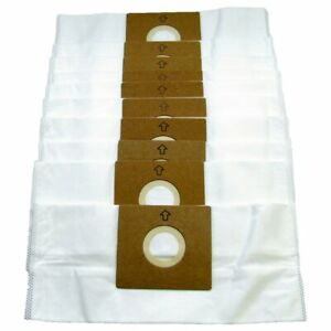 Hepa White Vacuum Filter Bags Bags For Ahc 1 pack Of 10
