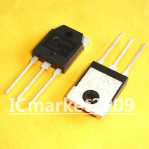 10 Pcs Fda59n30 To 3p Fda 59n30 300v N channel Mosfet