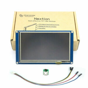 Nextion Screen Hmi 5 Lcd Display Nx8048t050 For Arduino Raspberry Pi Esp8266