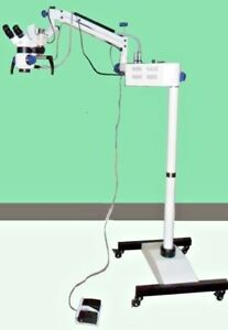 Dental Surgical Microscope motorized With Accessories Expedited Shipping