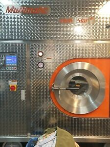 Dry Cleaning Machine Multimatic Ms 50